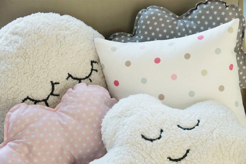Regali nascita cuscini