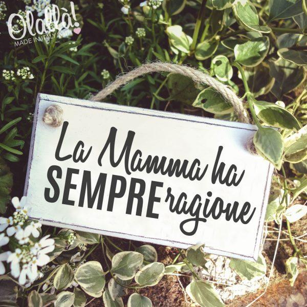 targhetta-mamma-sempre-ragione