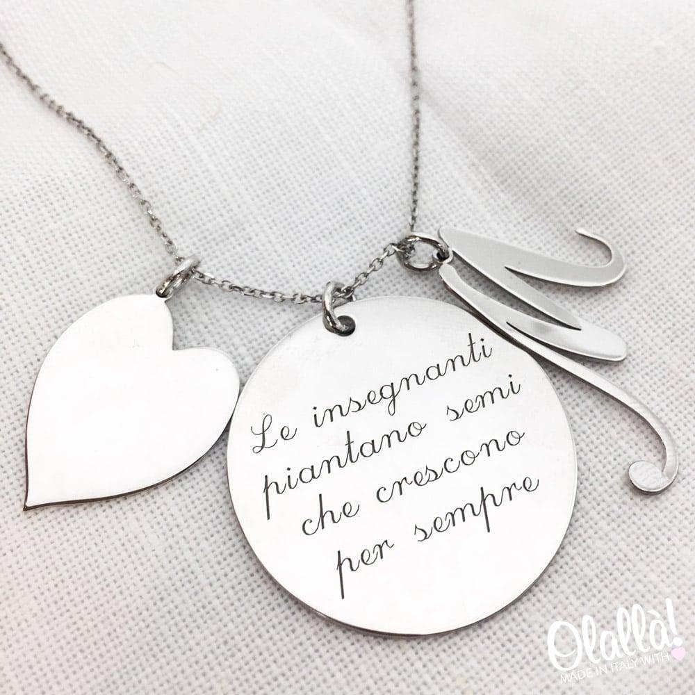 collana-personalizzata-regalo-maestre-iniziale-corsiva