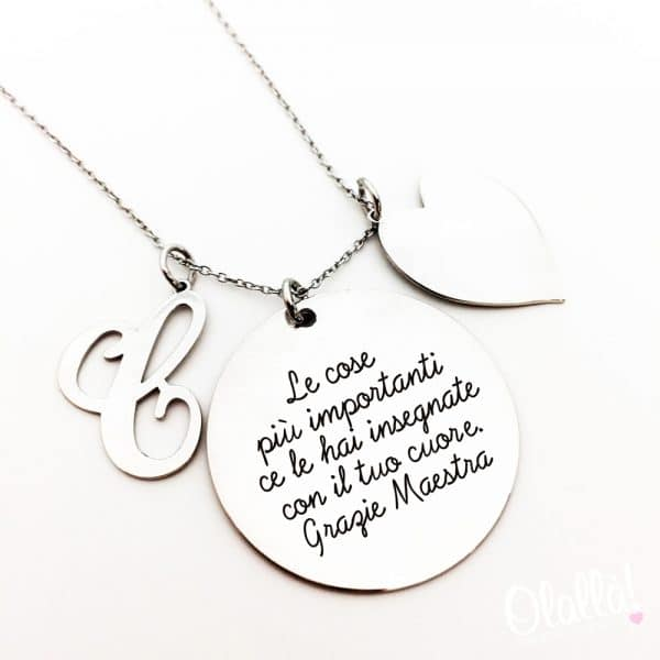maestra-ciondolo-argento-personalizzato-iniziale-frase-cuore2