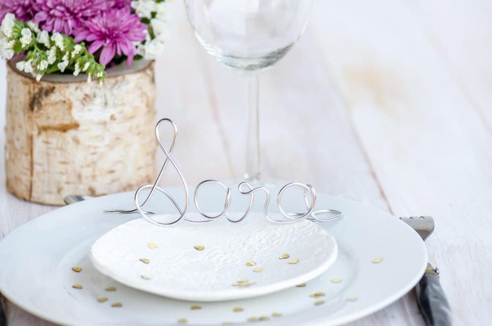 Segnaposto Matrimonio Rustico : Segnaposto matrimonio originali ecco i più belli fatti a
