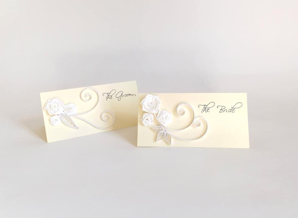 Cartoncini Segnaposto Matrimonio Da Stampare.Segnaposto Matrimonio Originali Ecco I Piu Belli Fatti A Mano