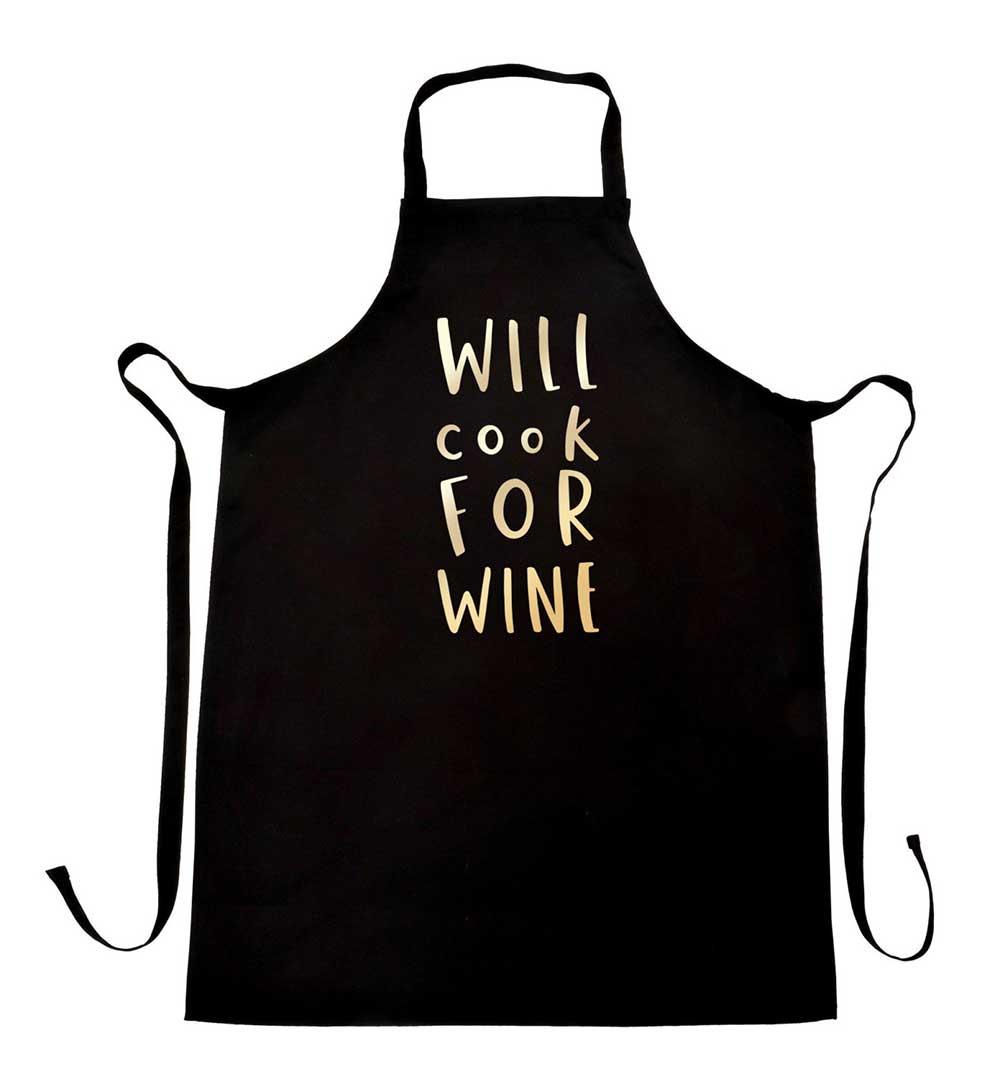 grembiuli simpatici cucino per vino