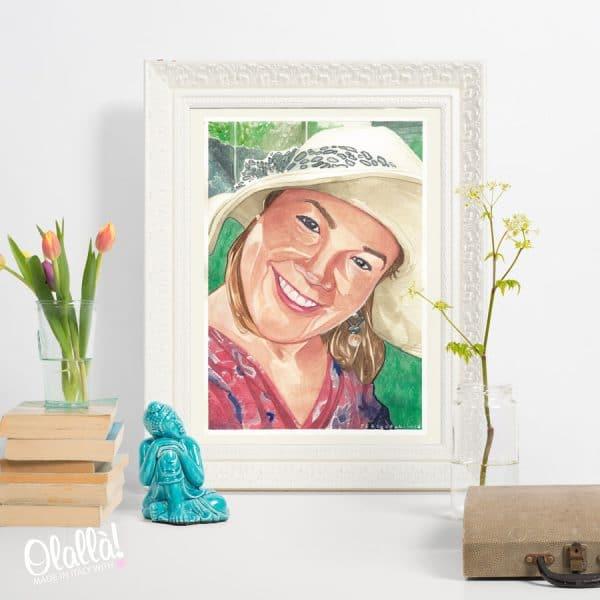 ritratto-acquerello-donna-persona-da-foto