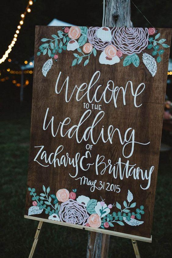 targhetta-matrimonio-welcome-fiori-dipinti