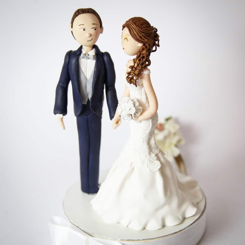 Wedding Cake Teacher Toppers