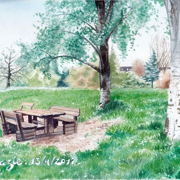 dipinto-acquerello-primo-incontro-luogo-regalo