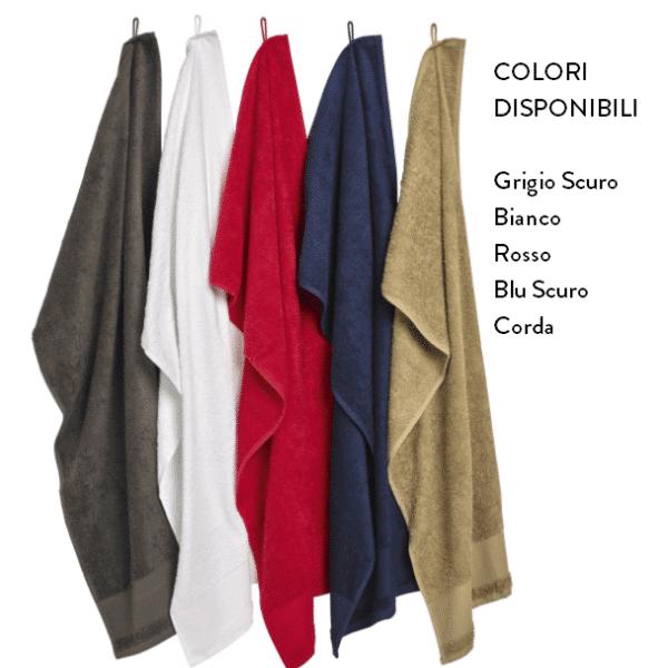 asciugamani-colori