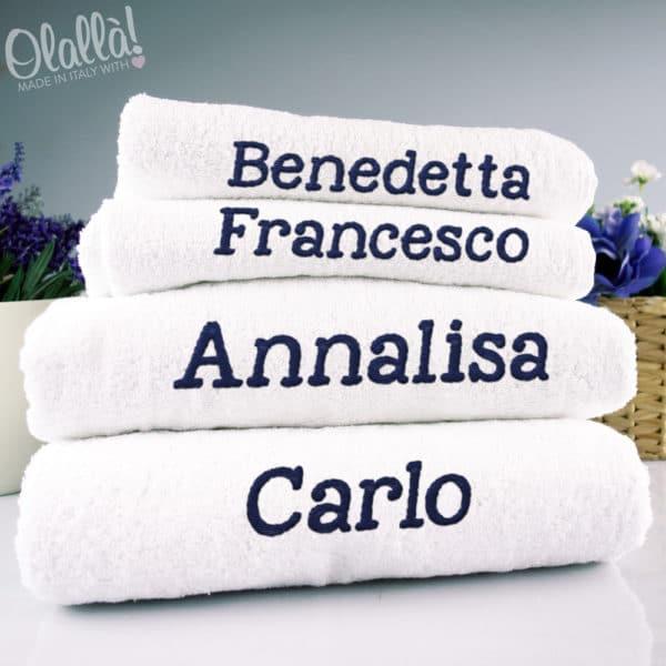 asciugamani-ricamati-personalizzati-famiglia