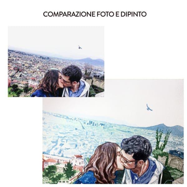 dipinto-ritratto-su-commissione-bacio-innamorati2
