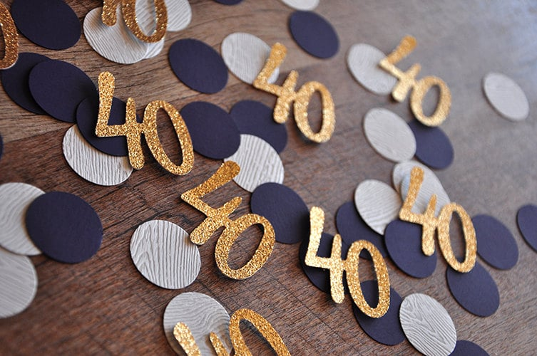 Conosciuto Quando Lei Compie i suoi primi 40: ecco 30 stupende idee per  QY35
