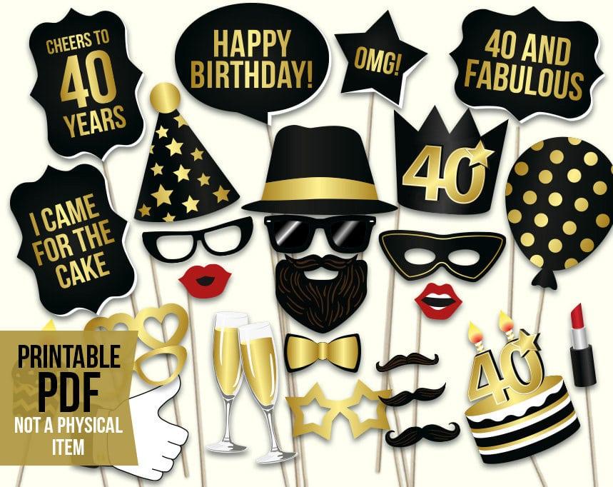 idea-regalo-40-anni-donna-party-props-personalizzati
