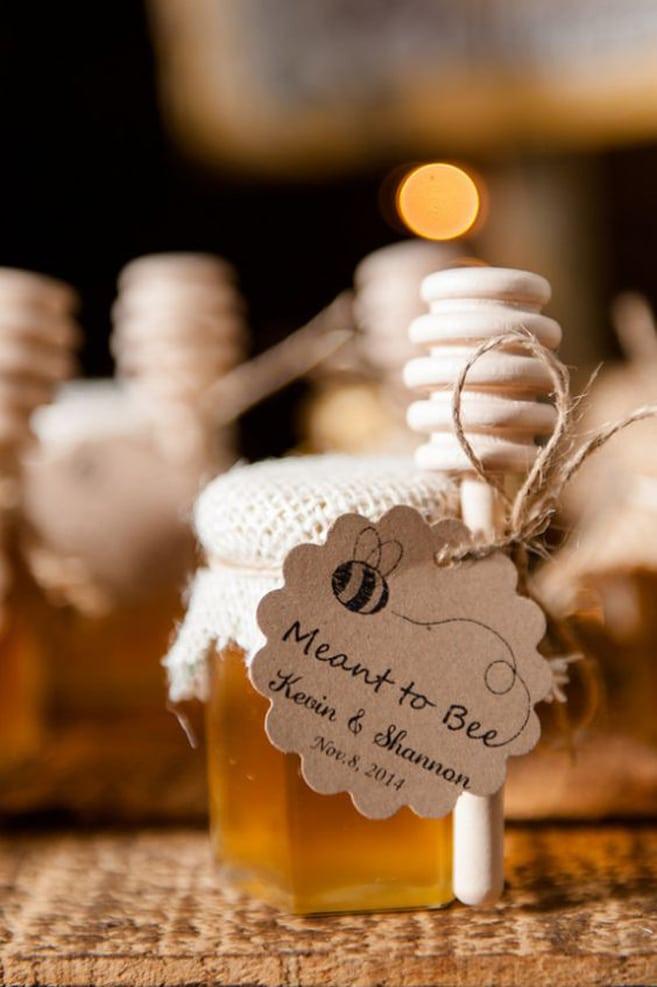 Extrêmement Vasetti di Miele come Bomboniera per il tuo Matrimonio? Ecco Tante  BE24