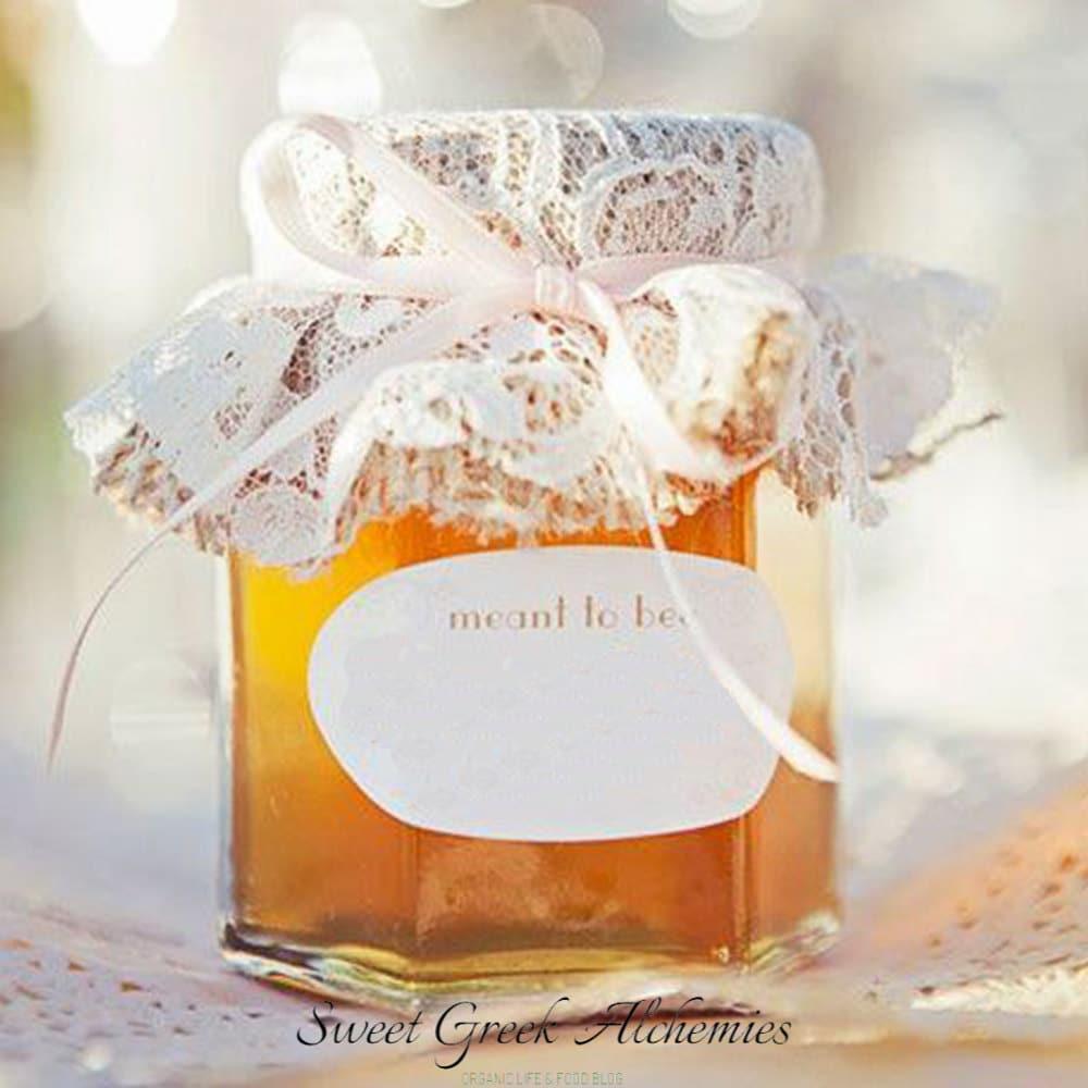 Super Vasetti di Miele come Bomboniera per il tuo Matrimonio? Ecco Tante  CV41