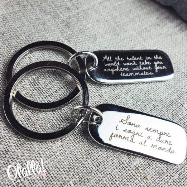 portachiavi-argento-personalizzato-frase-a-scelta