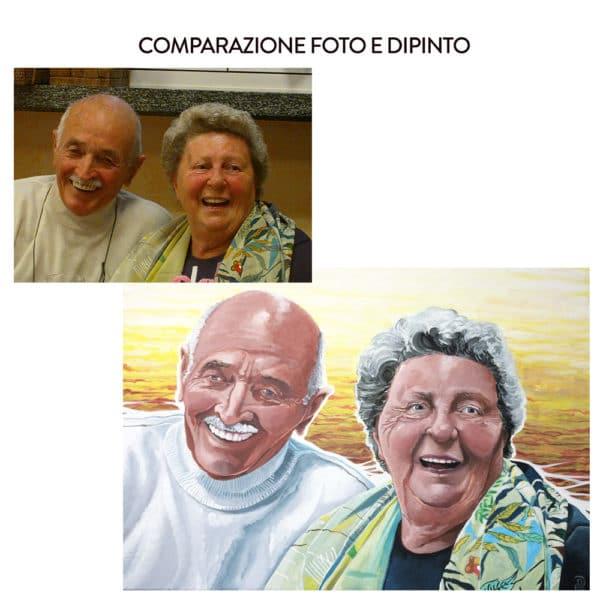 ritratto-olio-2-persone-nozze-d-oro