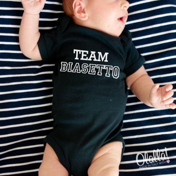 body-neonato-team-personalizzato