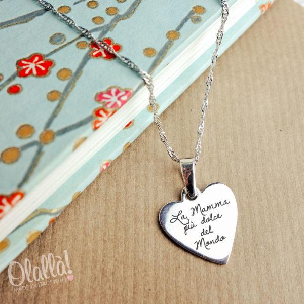 collanina-cuore-personalizzata-argento-mamma