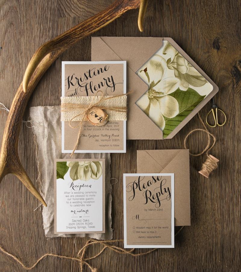 abbastanza Matrimonio in Stile Botanico: le Migliori Idee per Wedding  WM81
