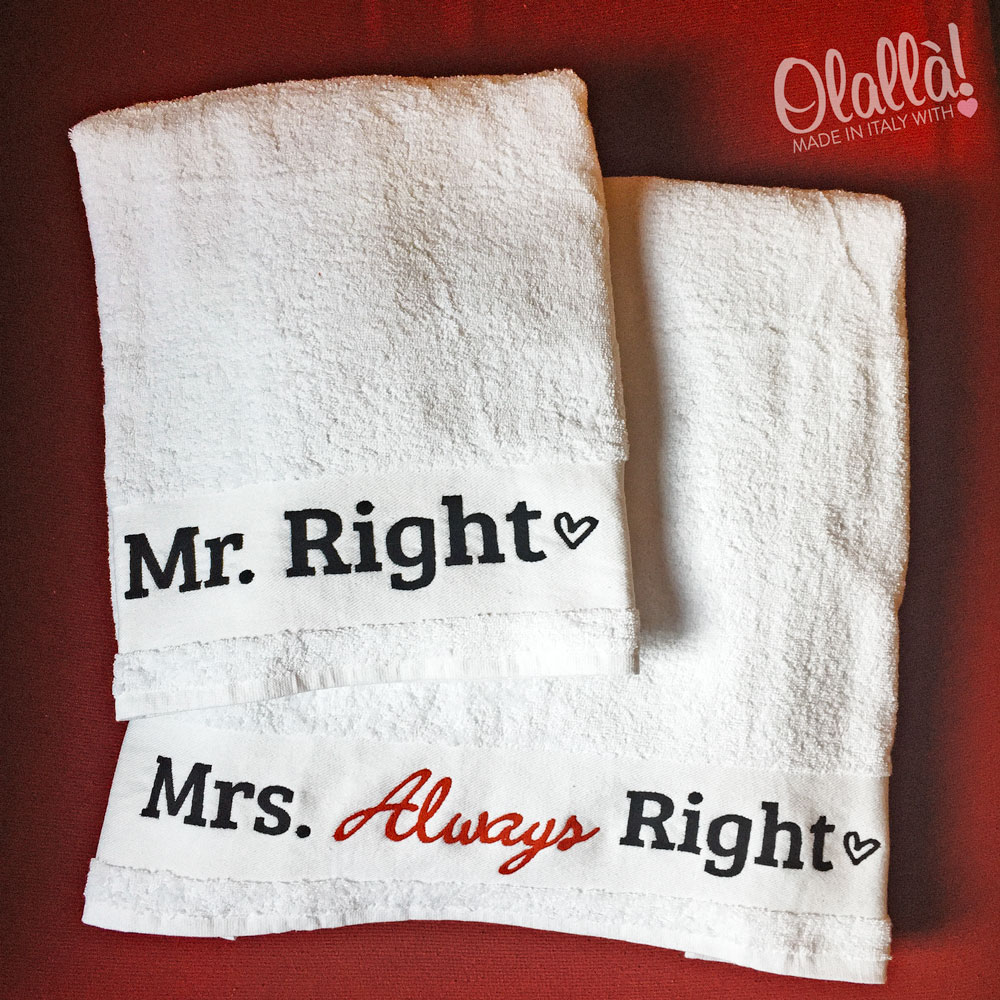 asciugamani-mr-right-mrs-always-right