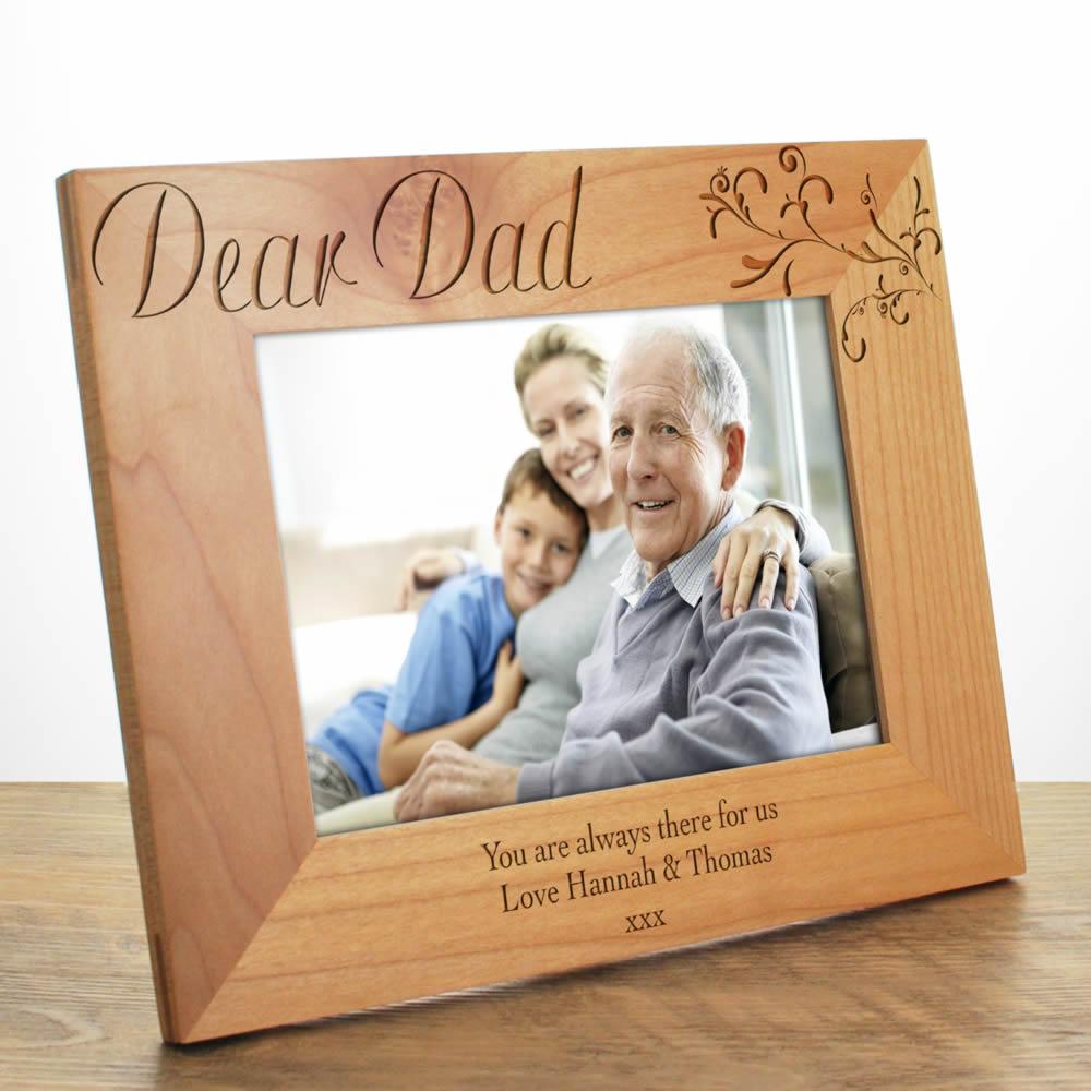 cornice-legno-incisa-regalo-festa-papà
