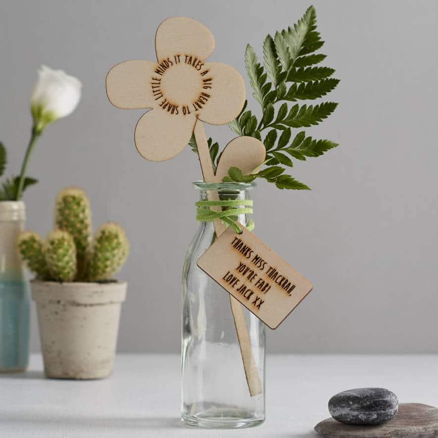 fiore-legno-personalizzato-miglior-insegnante