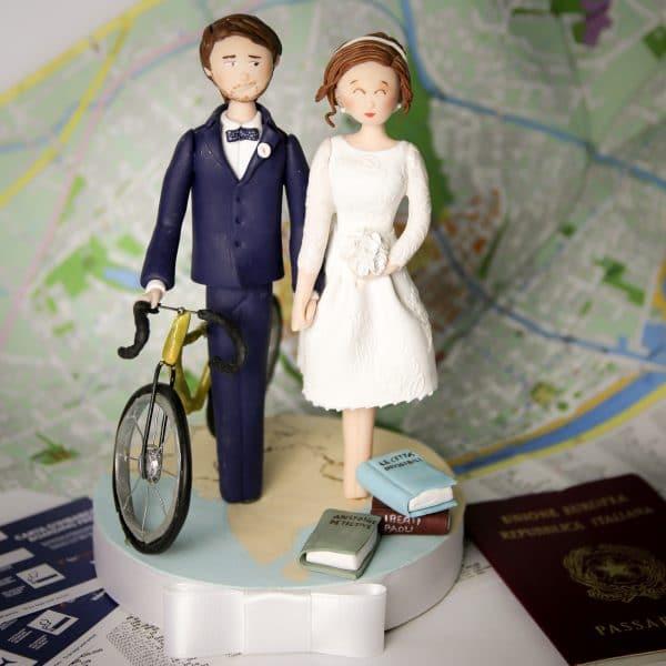 sposini-viaggio-nozze-fimo-cake-topper