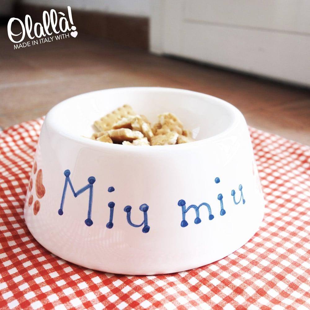 ciotola-personalizzata-gatto-ceramica