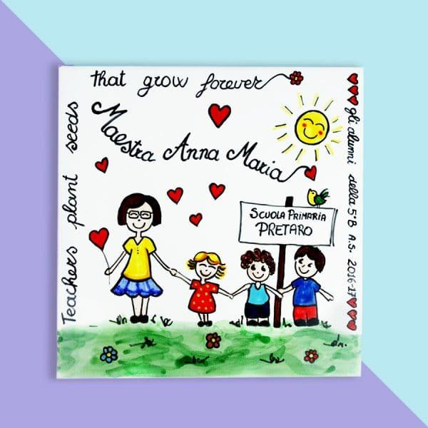 targa-maestra-personalizzata