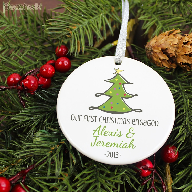 Estremamente Addobbi Natalizi Personalizzati, Per un Albero di Natale Davvero  YT98