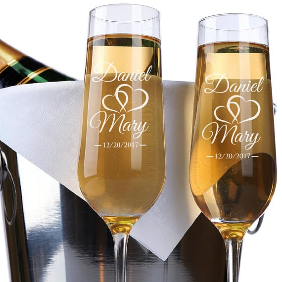 Top Bicchieri Personalizzati Per il Tuo Matrimonio: I Tuoi Brindisi  MT71