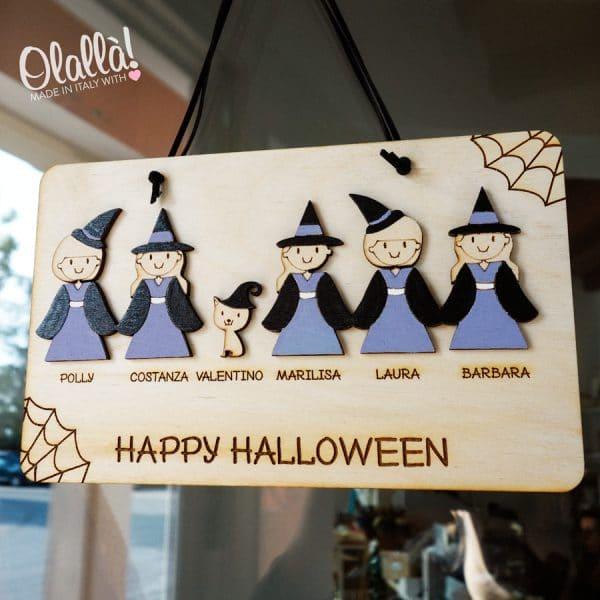 targhetta-appendere-halloween-personaggi-personalizzata