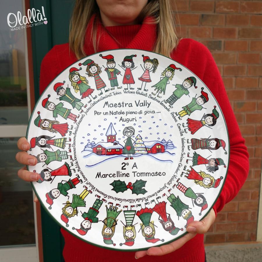 piatto-ceramica-personalizzato-natale-maestra2