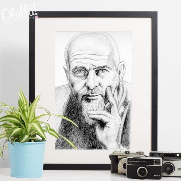 dipinto-personalizzato-regalo-compleanno-50-ritratto