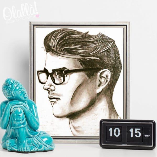 dipinto-ritartto-personalizzato-regalo-compleanno-ragazzo