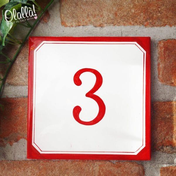 numero-civico-rosso-semplice-personalizzato