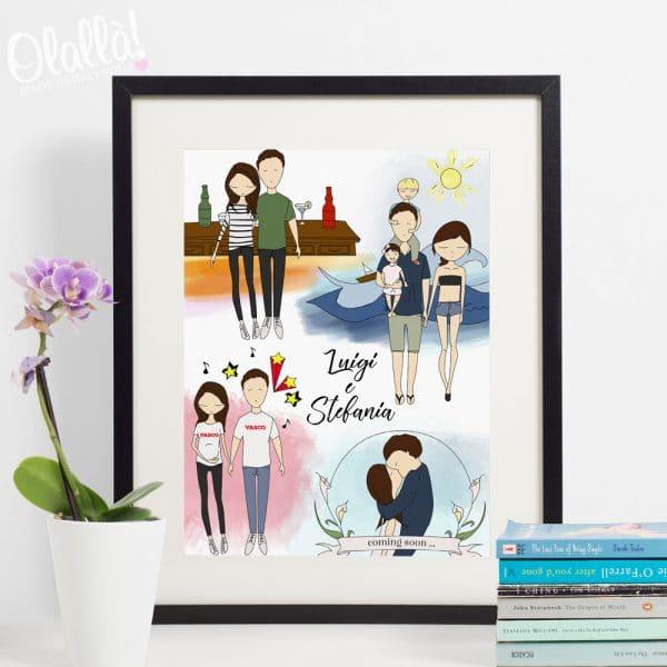 ritratto-digitale-storia-amore-personalizzato-regalo-san-valentino-anniversario