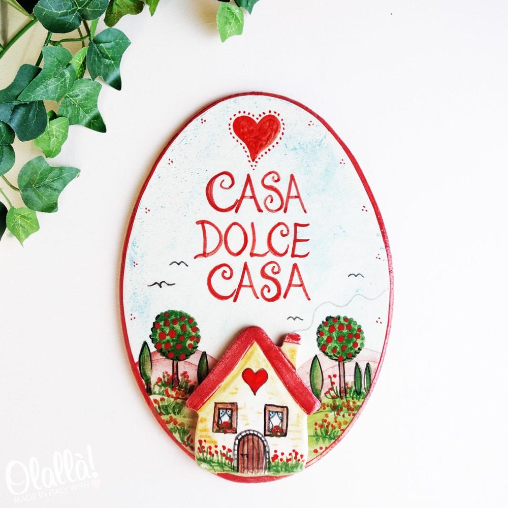targhetta-ceramica-casa-dolce-casa-personalizzata