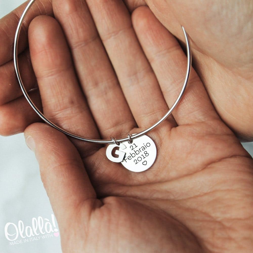 bracciale-personalizzato-argento-925-data