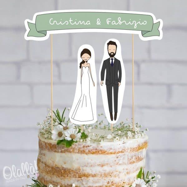 cake-topper-personalizzato-sposi-ritratto-digitale