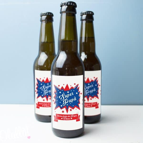 tris-birra-personalizzata-super-papa
