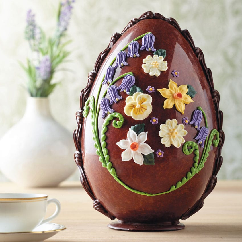 Uova di cioccolato di pasqua personalizzate con sorpresa - Uova di pasqua decorate ...
