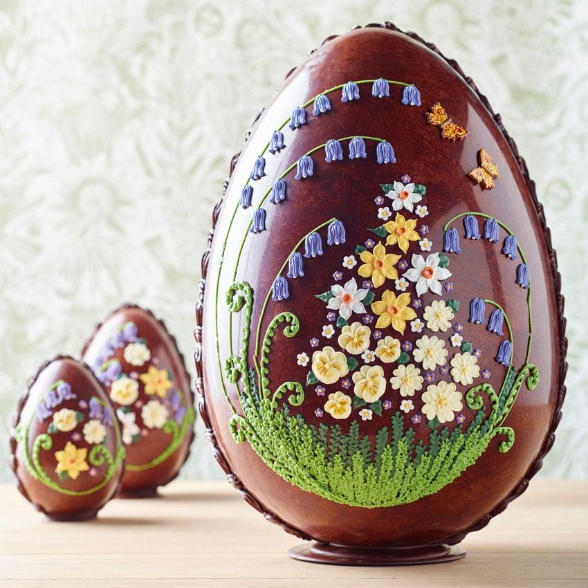 Uova di cioccolato di pasqua personalizzate con sorpresa per tutti i gusti olalla - Uova di pasqua decorati a mano ...