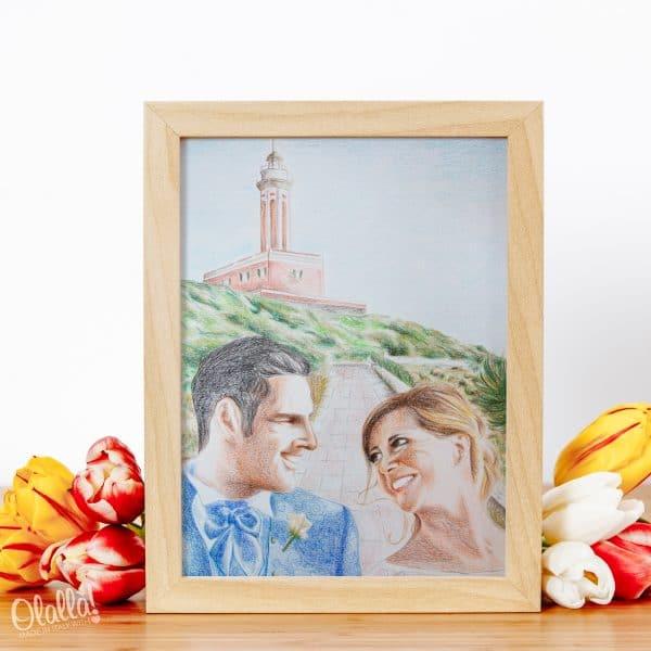 ritratto-coppia-matrimonio-personalizzato