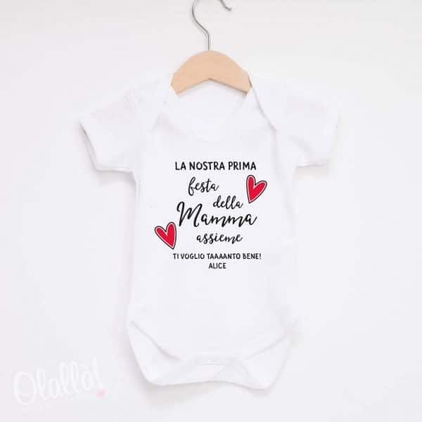 body-idea-regalo-festa-della-mamma-personalizzato-la-nostra-prima-festa-della-mamma-assieme