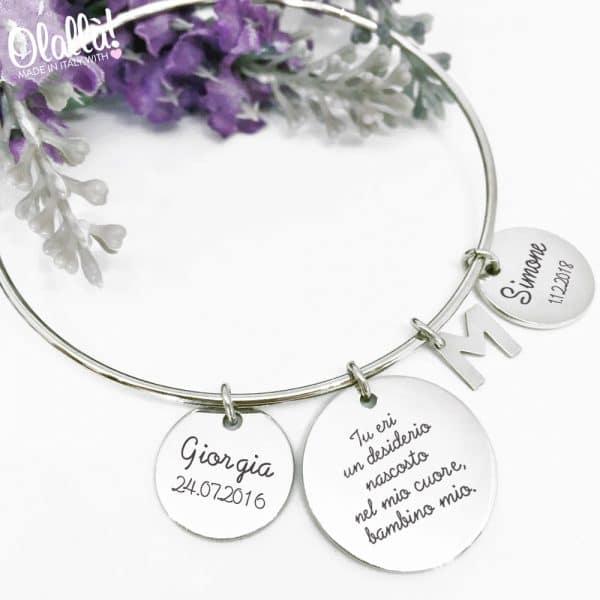 braccialetto-regalo-festa-mamma-argento