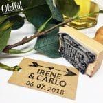 timbro-personalizzato-matrimonio-nomi-data-freccia