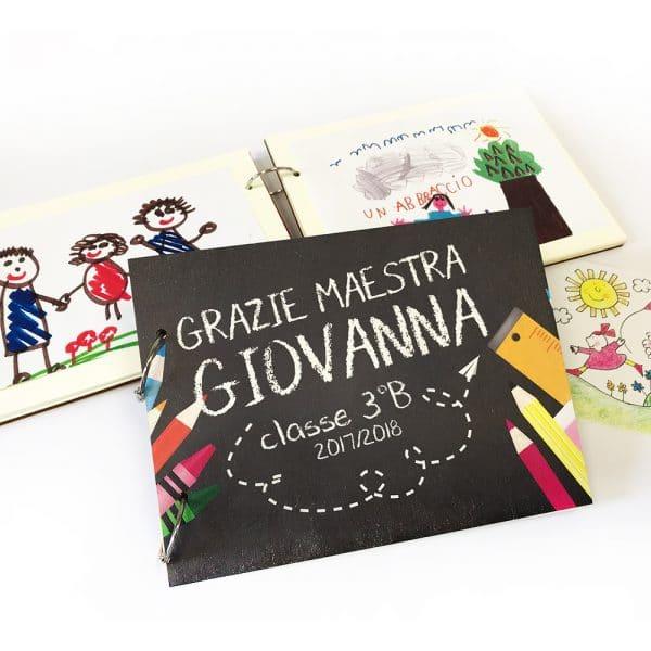 album-porta-foto-porta-disegni-personalizzato-idea-regalo-maestra