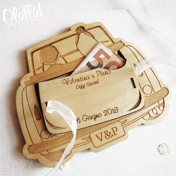 macchinina-portasoldi-personalizzata-legno-regalo-matrimonio2