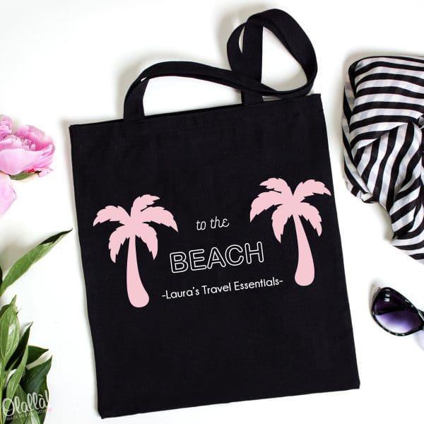 borsa-personalizzata-spiaggia-palme